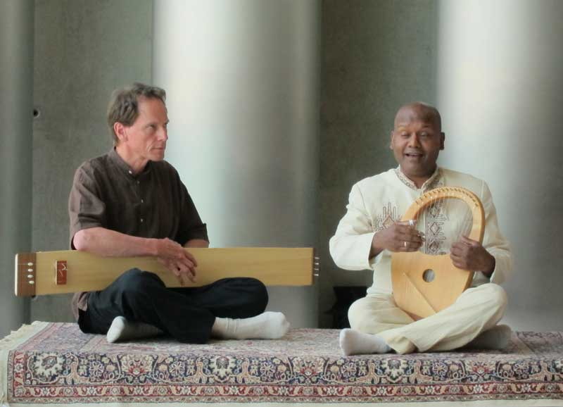 Manickam Yogeswaran und Ludwig Pesch, Konzert anlässlich der ISME Weltkonferenz für Musikerziehung in Thessaloniki
